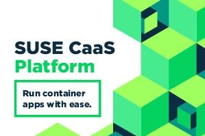 Suse CaaS Platform facilita la ejecución de aplicaciones