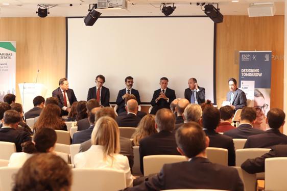 ESCP Europe y BNP analizan los nuevos retos del sector logístico