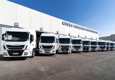 ESP Solutions amplía su flota con 100 vehículos seminuevos de Iveco
