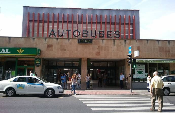 Modernización y mejora de estación de autobuses de Salamanca