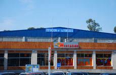 Estación de autobuses de Pontevedra.