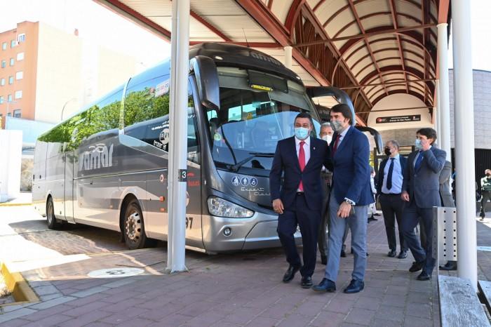 Castilla y León continúa la modernización de las estaciones
