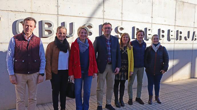 Andalucía invertirá 35.000 euros en la Estación de Autobuses de Berja