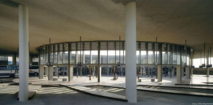 Luz verde para rehabilitar estación de autobuses de Huelva