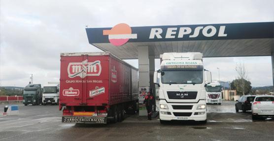 Portugal establece el gasóleo profesional para el transporte por carreta