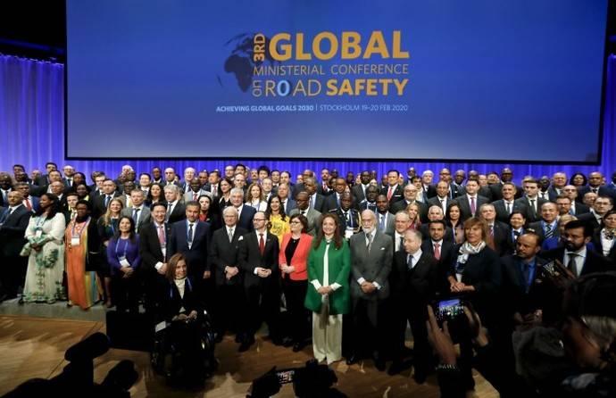 III Conferencia Ministerial Mundial sobre Seguridad Vial crea Declaración Estocolmo
