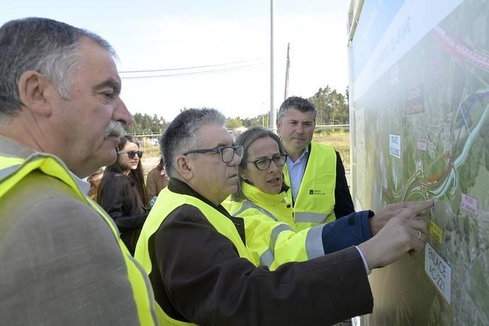 Nuevo trecho de Vía Ártabra permitirá ahorro de tiempo del 33% entre Oleiros y A Coruña