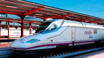 Las grandes inversiones en transporte ferroviario de Europa multiplican por diez las de la carretera