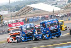 Reinert Racing Team logra excelentes resultados con Europart.