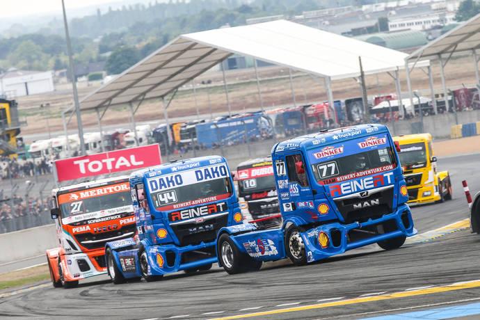 Excelentes resultados de Reinert Racing Team con Europart