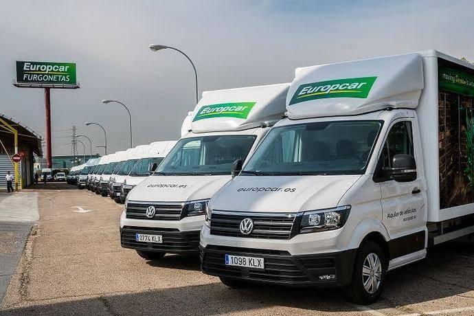 Europcar España inaugura sus dos primeras Supersites de furgonetas