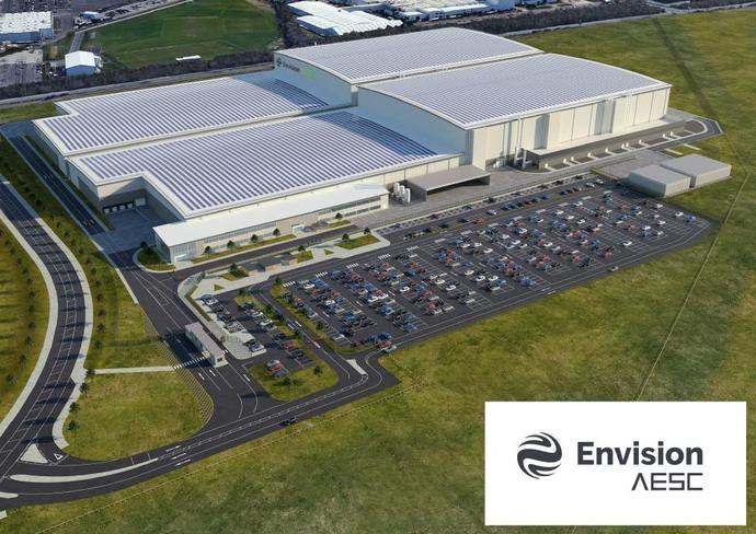 Nissan EV36Zero: un billón de libras para el Hub de vehículos eléctricos