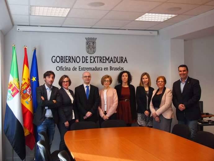 Extremadura presenta el proyecto de la Plataforma Logística de Badajoz