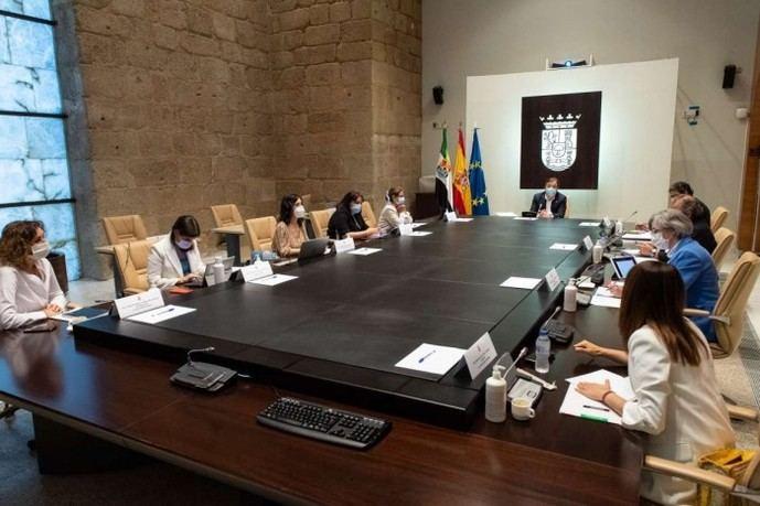 Extremadura aprueba un nuevo sistema de transporte público