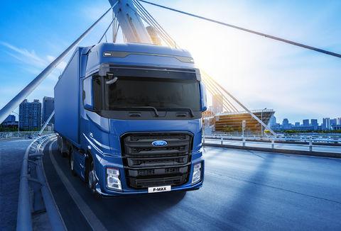 El nuevo F-MAX de Ford Trucks.