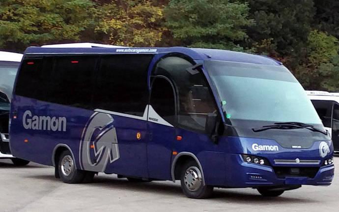 Autocars Gamón adquiere un Mago 2