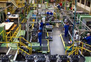 España fabricó más de dos millones de motores y cajas de cambio el año pasado