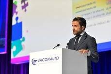 Presidente  de Faconauto durante el XXVIII Congreso y Expo.