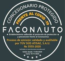 Faconauto y TÜV SÜD impulsan la seguridad en los concesionarios españoles