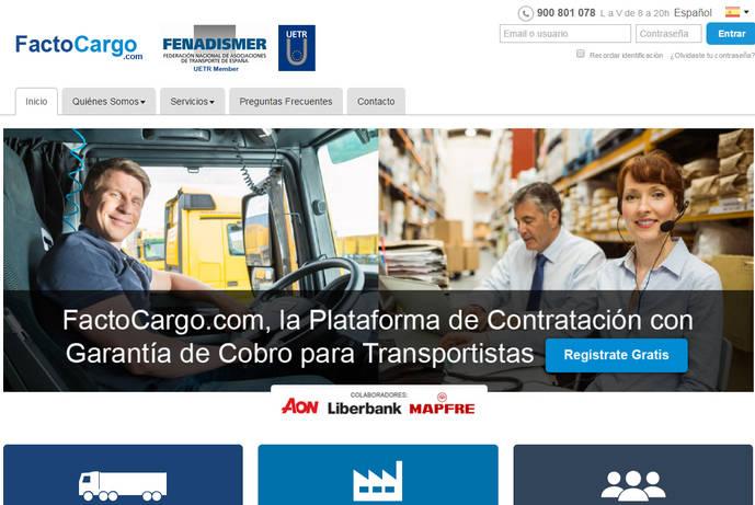 Plataforma para cooperativas de transporte