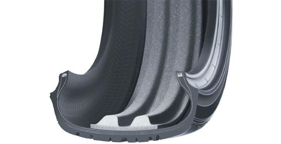 Falken crea neumáticos más silenciosos