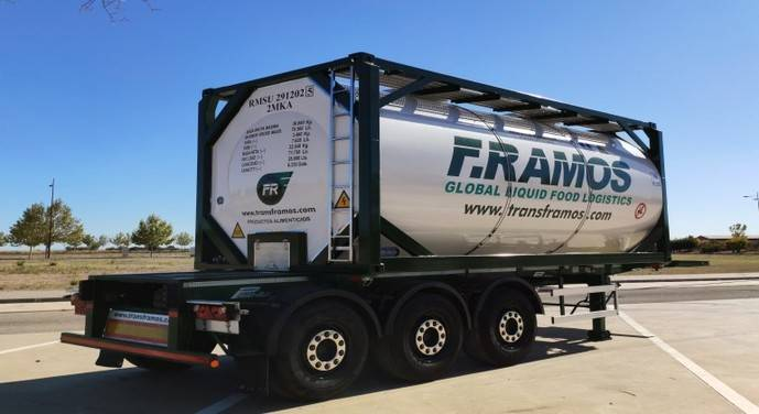 Farcinox apuesta por el transporte multimodal
