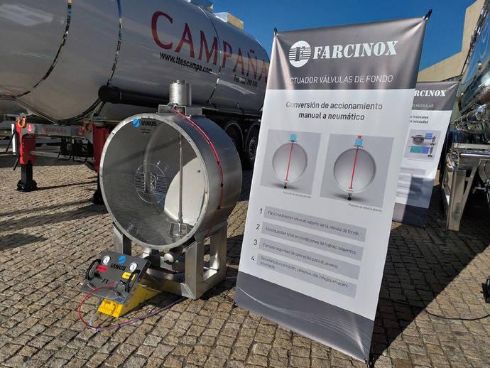 Farcinox presenta en primicia dos importantes novedades