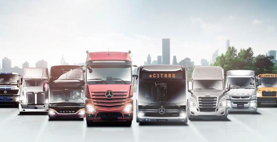 Daimler Trucks y Daimler Buses bajo el paraguas de Daimler Truck AG