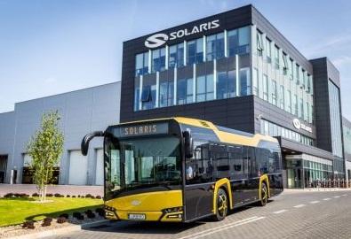 Vendidos los primeros modelos de producción del nuevo Solaris Urbino de 10,5 metros