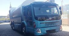 Volvo Trucks presenta el FE Electric, su segundo camión eléctrico urbano
