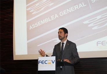 Fecav pide al consejero Calvet mejoras en las infraestructuras