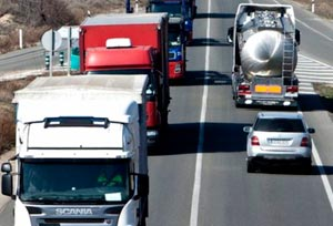 Fegatramer denuncia el descenso de empresas de transporte en Galicia