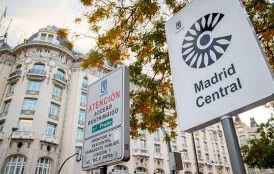 Fenadismer señala que el proyecto Madrid 360 sigue afectando a las furgonetas