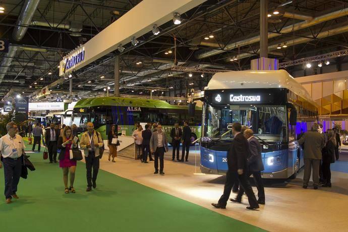 FIAA 2020, con el sector del Autobús y el Autocar