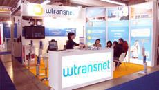 Stand Wtransnet en la Feria del Transporte.