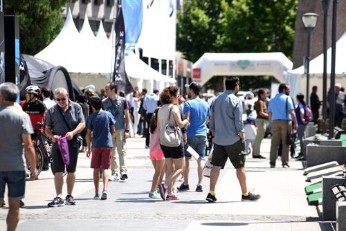 Feria VEM eléctricos Madrid.
