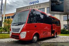 Carrocerías Ferqui presenta su nuevo modelo de midibús, el Nora