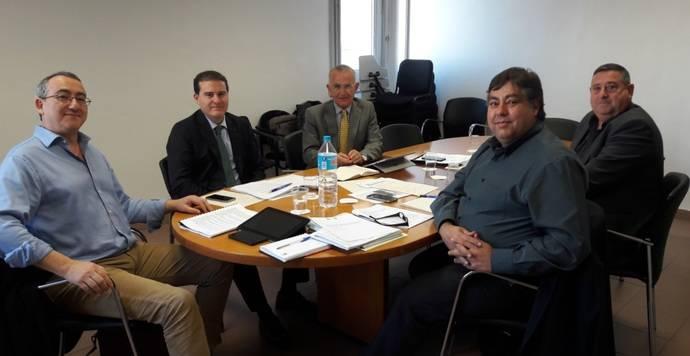 El 14 de marzo se reunió el Comité Aéreo de Feteia-Oltra con Ateia´s en Barcelona