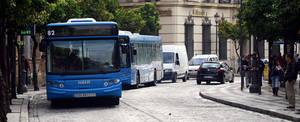 Los usuarios interanuales de los Autobuses Urbanos de Jerez aumentan un 8,3% en 2015