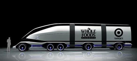 Informe de IRU sobre vehículos comerciales futuros traza plan para reducir emisiones