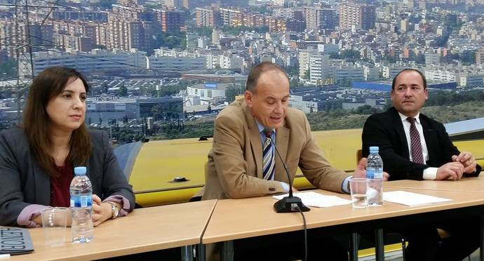 TUSGSAL recibe el Certificado AENOR de Empresa Saludable