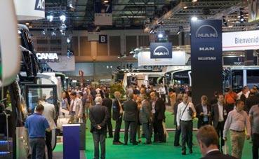 La Feria Internacional del Autobús y del Autocar 2020 ya está en marcha