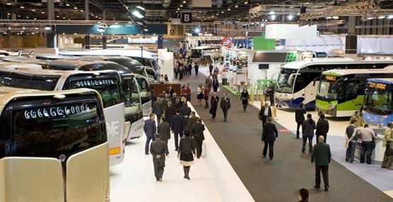 FIAA 2017 celebra en Madrid el gran evento del sector de autobuses y autocares