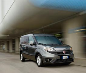 Fiat Professional lanza una nueva versión en la gama Doblò