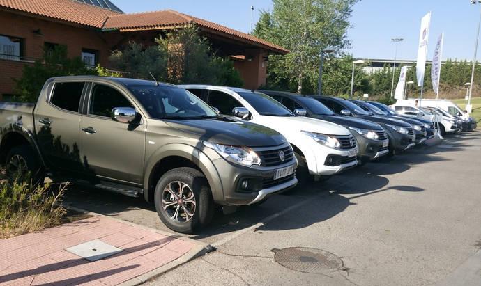 El Fullback, máximo exponente de la renovación total de la gama de Fiat