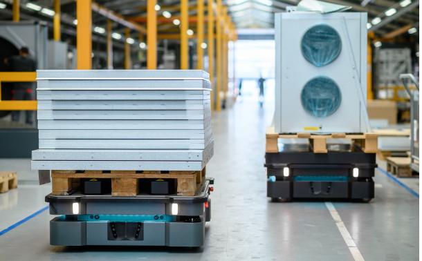 MiR lanza dos potentes robots móviles autónomos para optimizar la logística