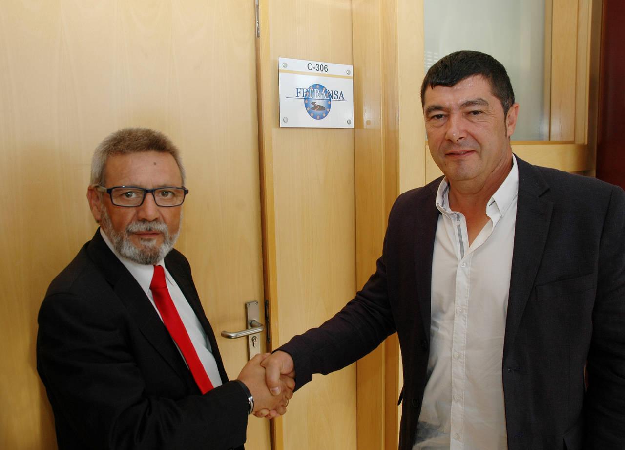 Upatrans Castilla y León se incorpora a Fetransa