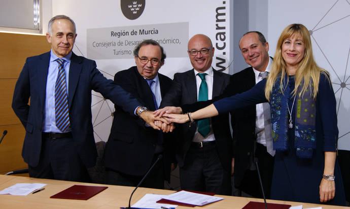 Disfrimur patrocina la cátedra de RSC de la Universidad de Murcia