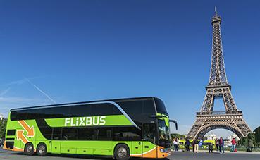 Récord de viajeros internacionales en autobús con FlixBus en Navidad