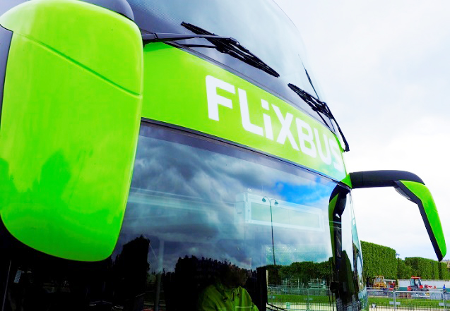 Movilidad revolucionaria, FlixBus llega a España